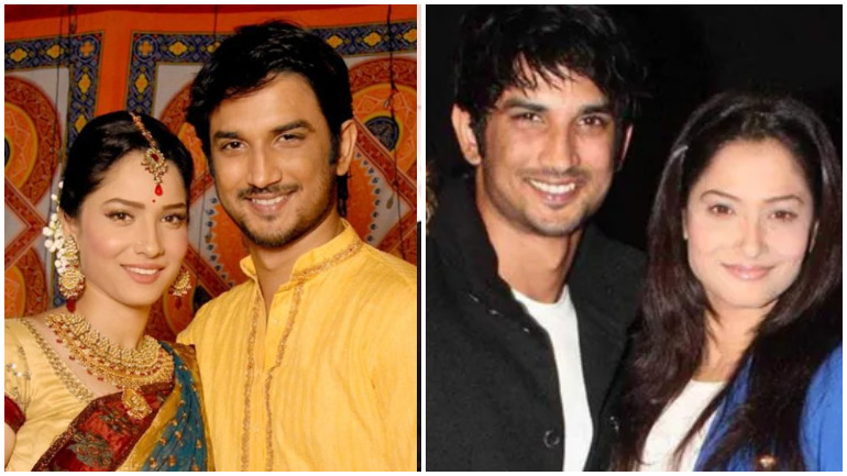 Ex Girlfriend Ankita Lokhande Reacted To The News Of Sushant Singh